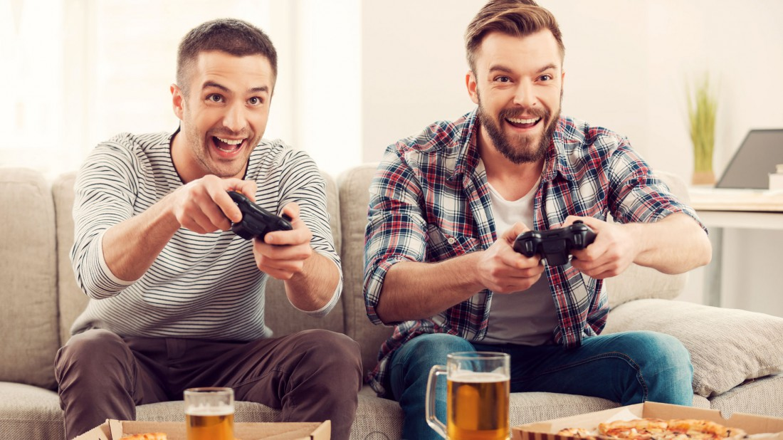 Согласно ученым, подавляющее большинство геймеров — мужчины