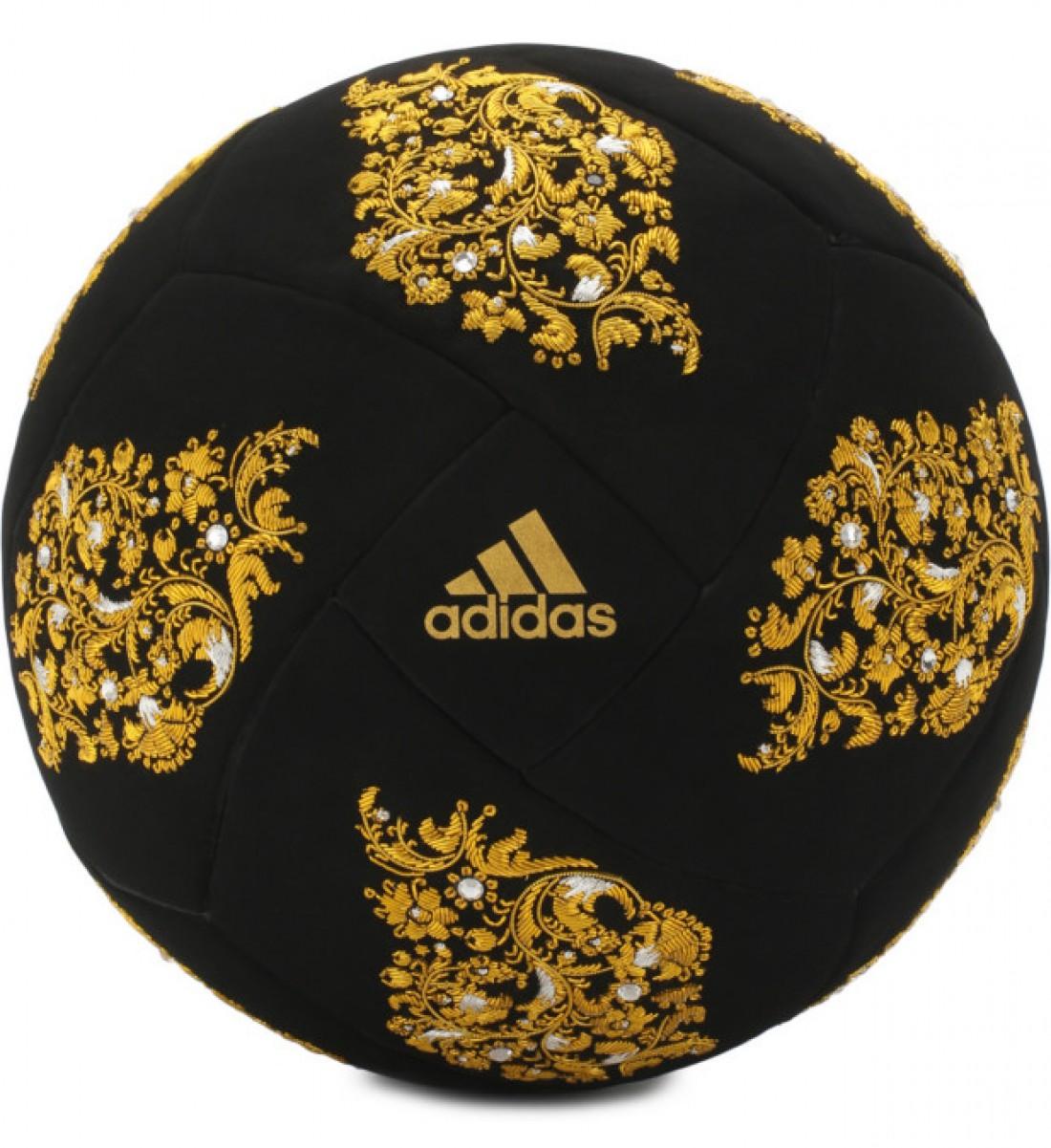 Эксклюзивный футбольный мяч adidas Deluxe Ball — 40 000 грн