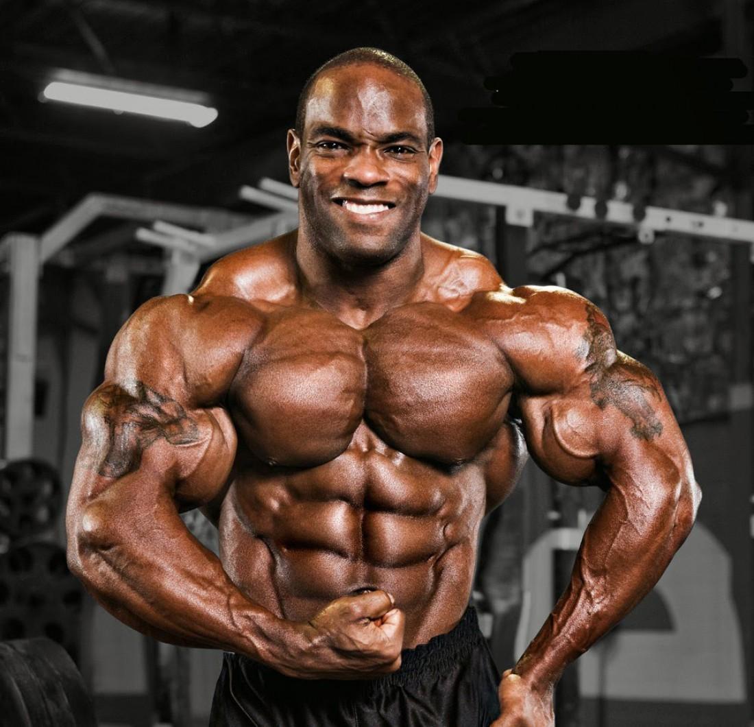 44-летний силач Джонни Джексон