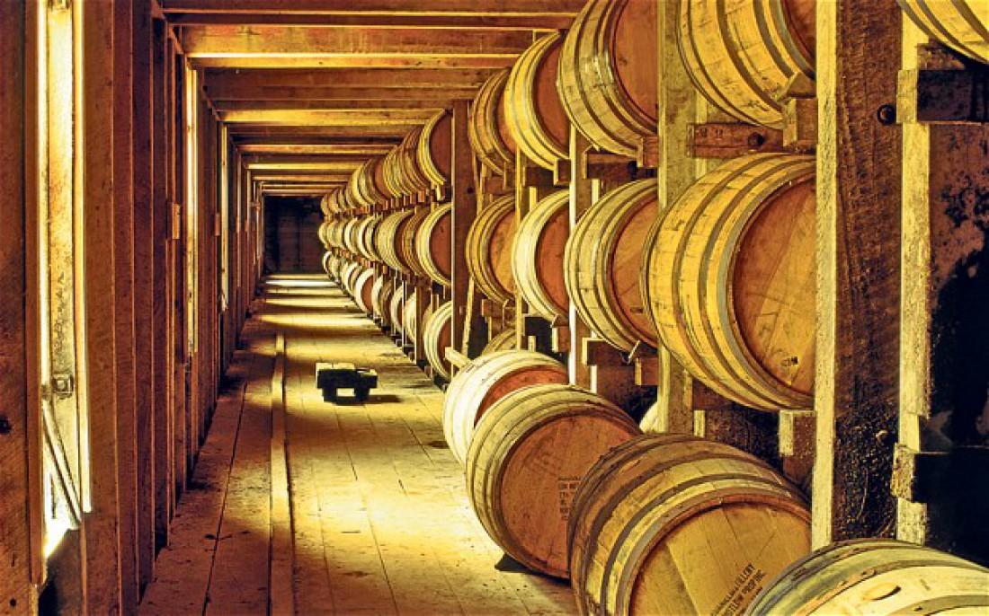 С 1916-го виски выдерживают не меньше 3-х лет