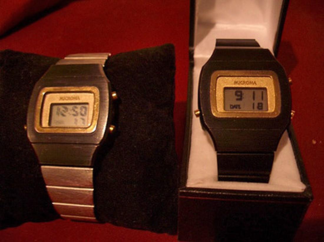 В 1972-м Intel начали штамповать часы