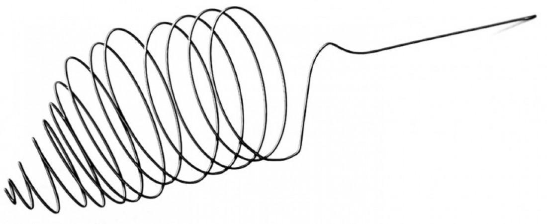 Образец гравировки по металлу из-под пера Сержа Куницына