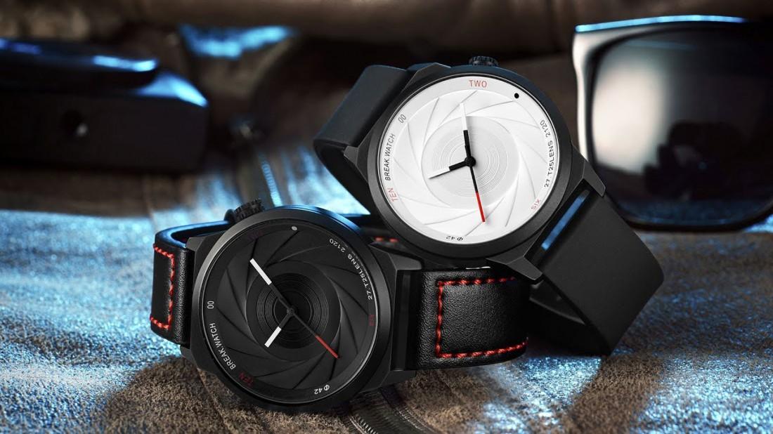 Break T25 — китайские часы с корпусом-диафрагмой