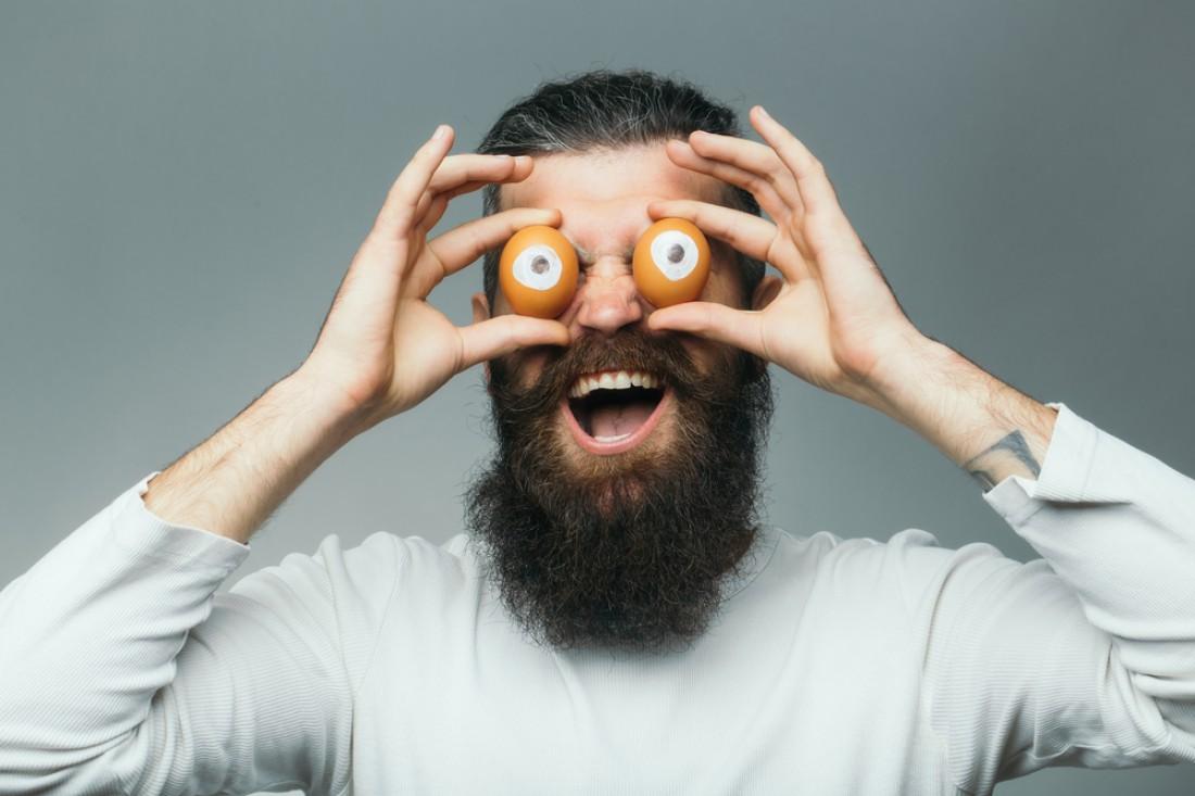 Яйца поднимают настроение и прибавляют сил. Ешь их