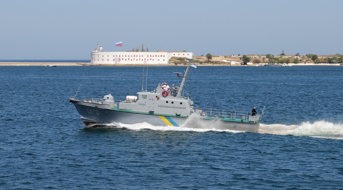 В составе ВМС СССР Скадовск величали АК-327