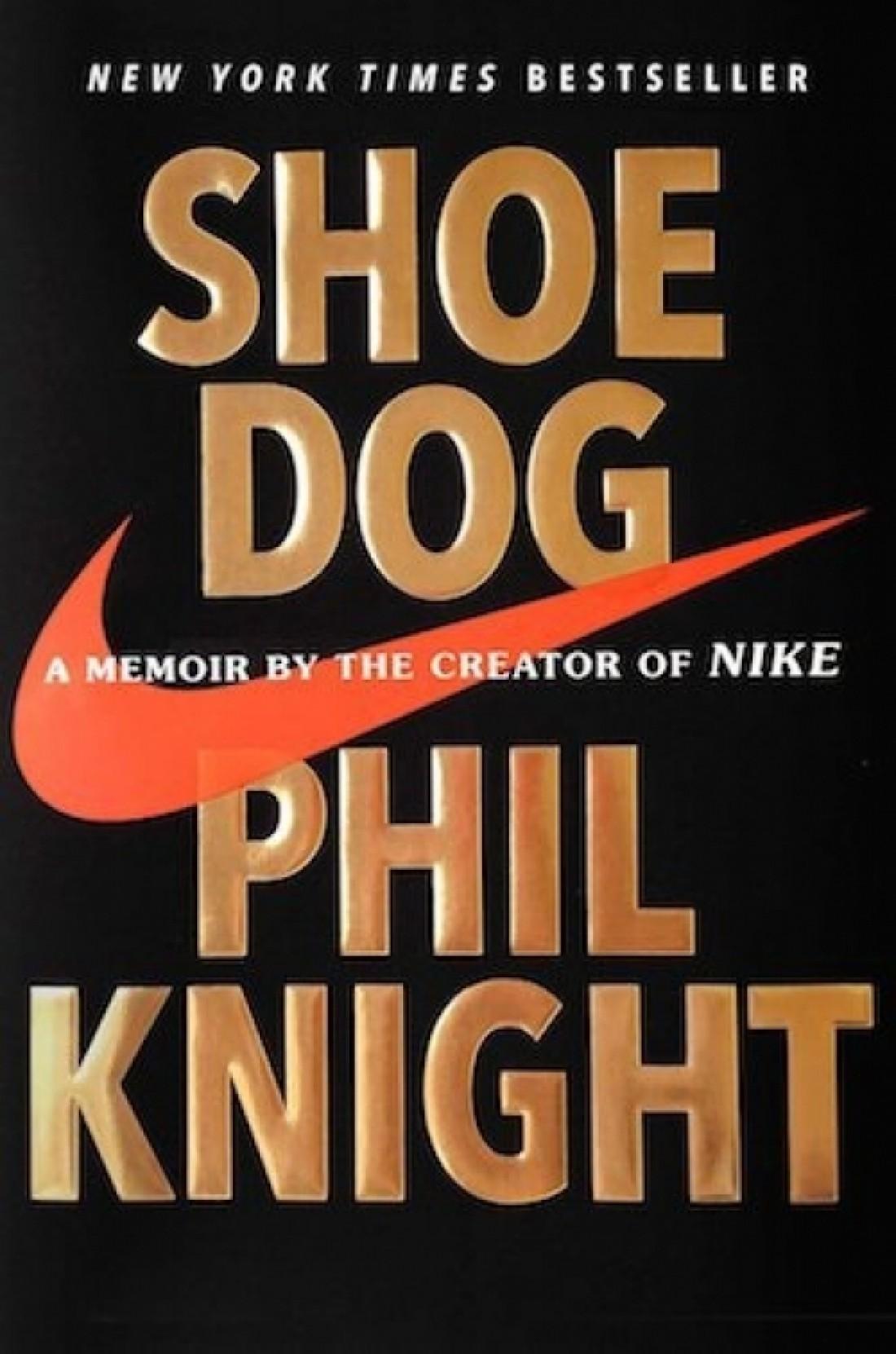 """Фил Найт — """"Shoe Dog"""""""
