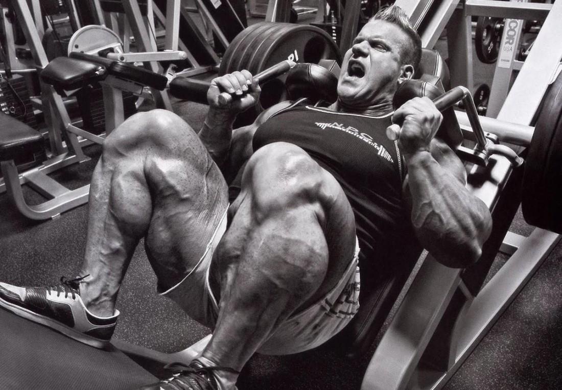 Каждый атлет должен уделять внимание тренировке ног
