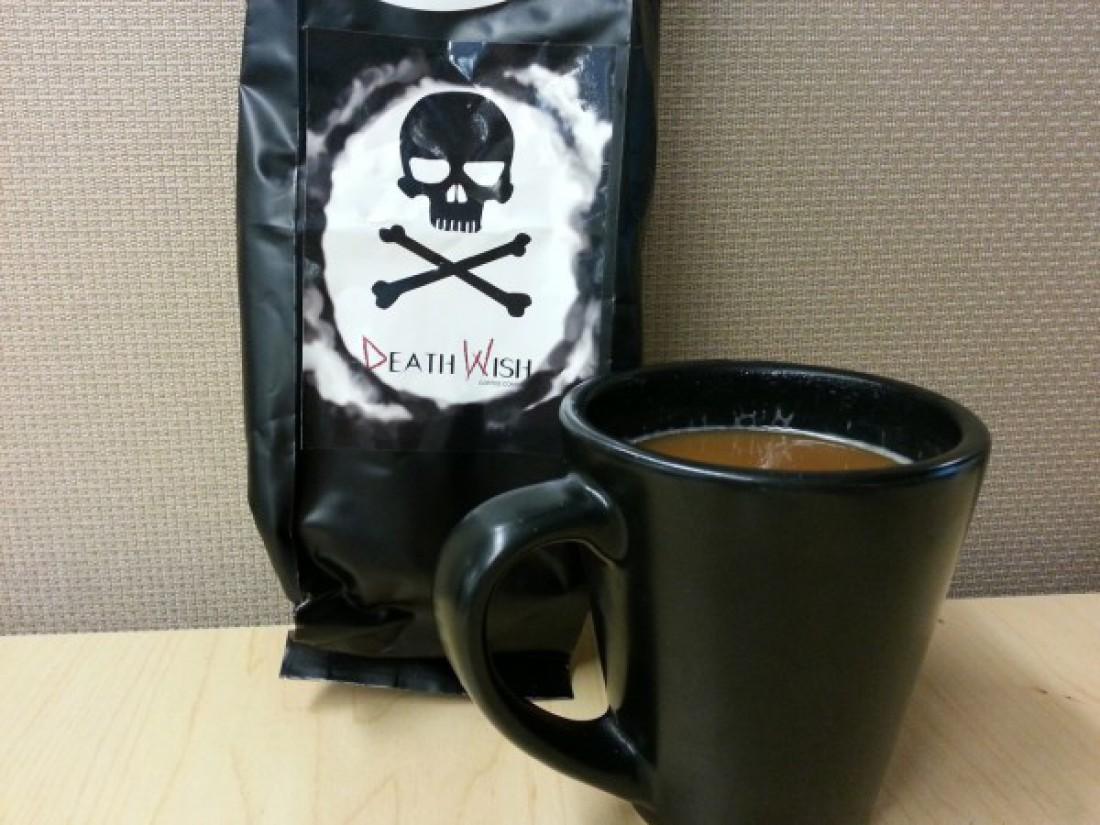 Death Wish Coffee — 395 грн