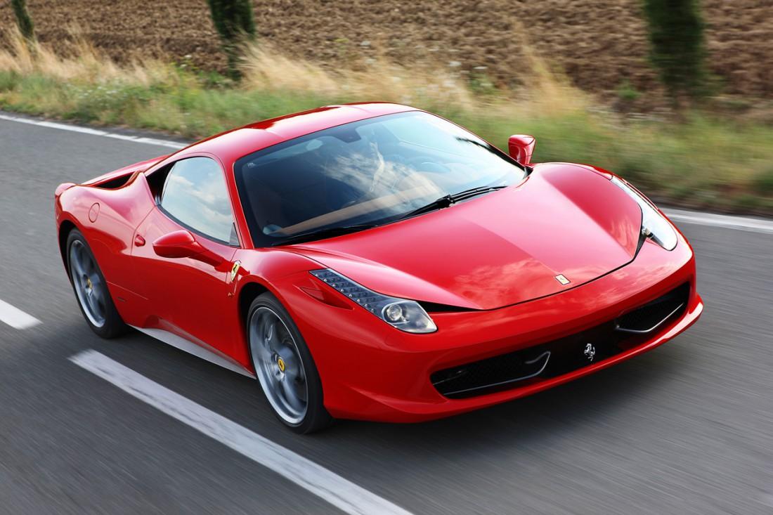 Ferrari 458 Italia. Прелесть