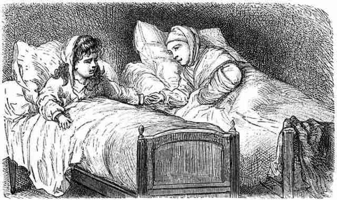 Наши праотцы тоже спали не менее восьми часов в сутки