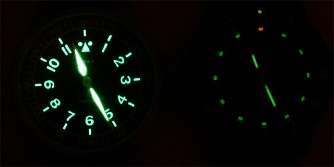 Твои стильные часы содержат тритий