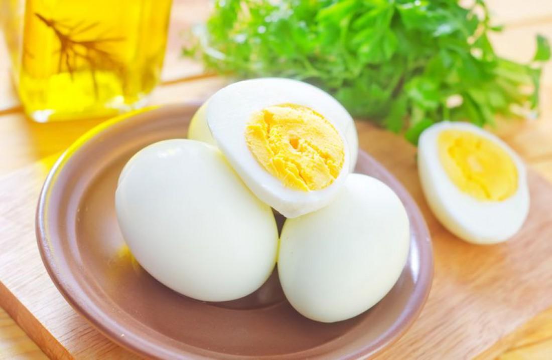 Куриные яйца — отличный строительный материал для мышц