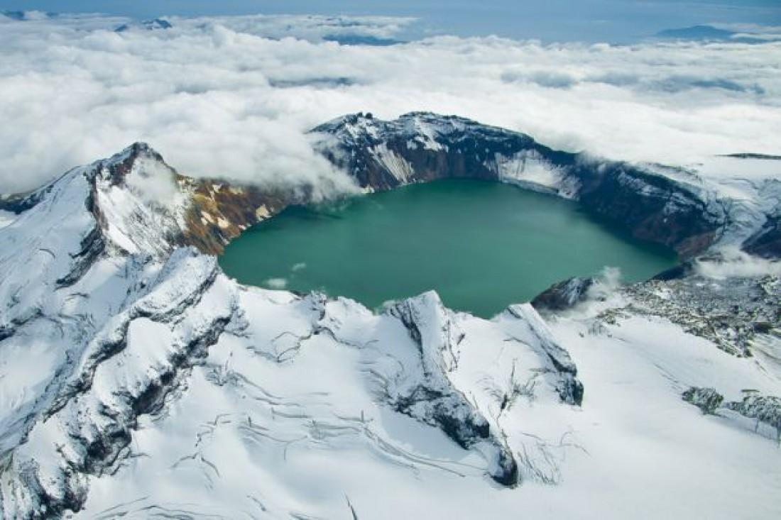 Озеро Крейтер, Аляска