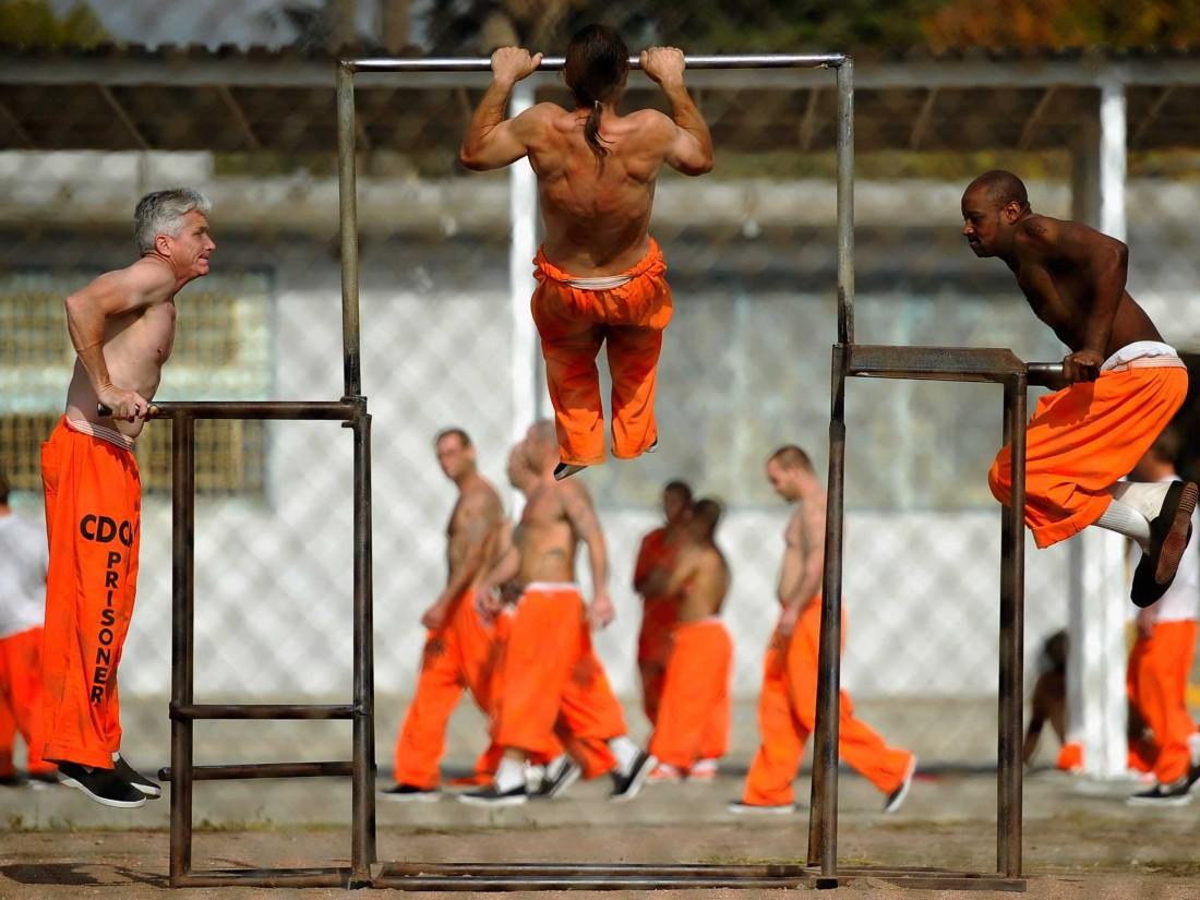 Идеальная — тюрьма, в которой хорошо кормят, лечат, и можно качаться