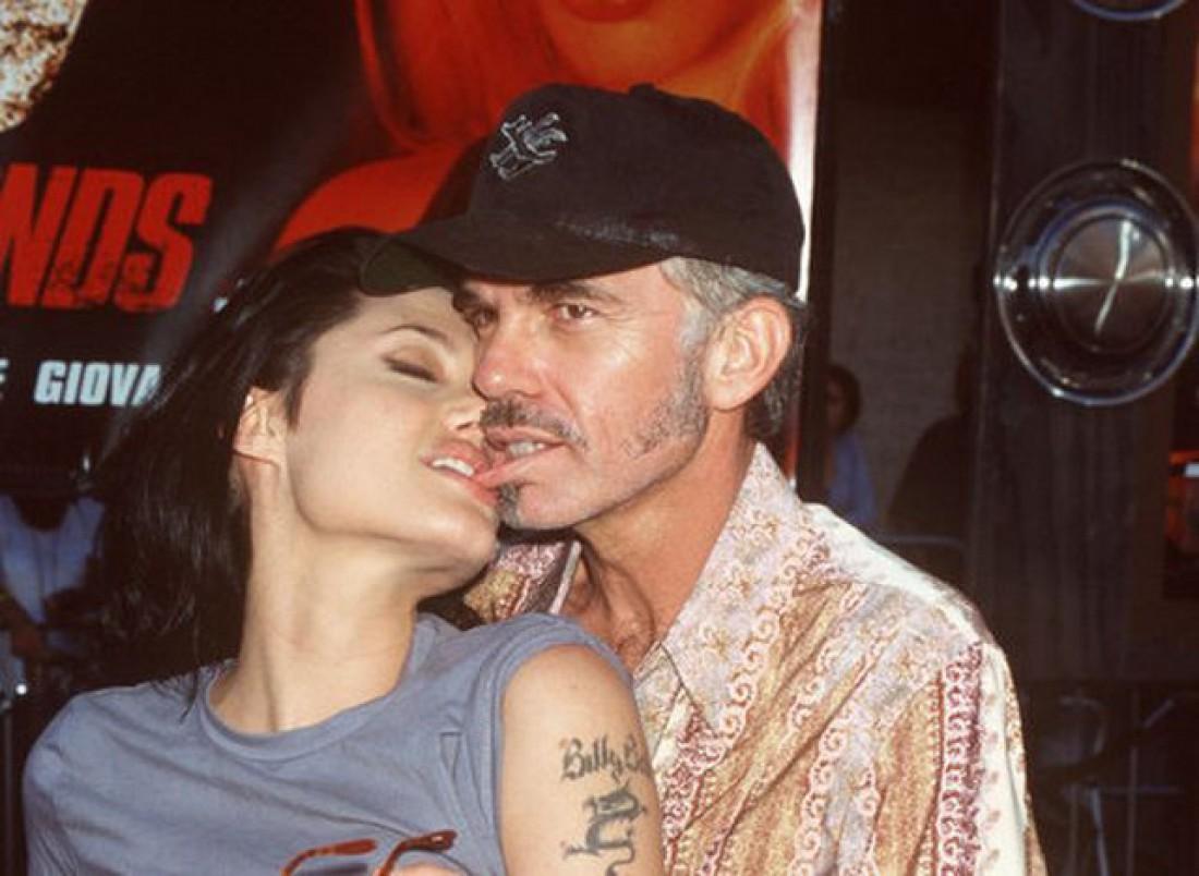 Анджелина Джоли и Билли Боб Торнтон. RIP