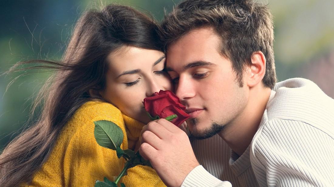 Дари почаще своей даме цветы