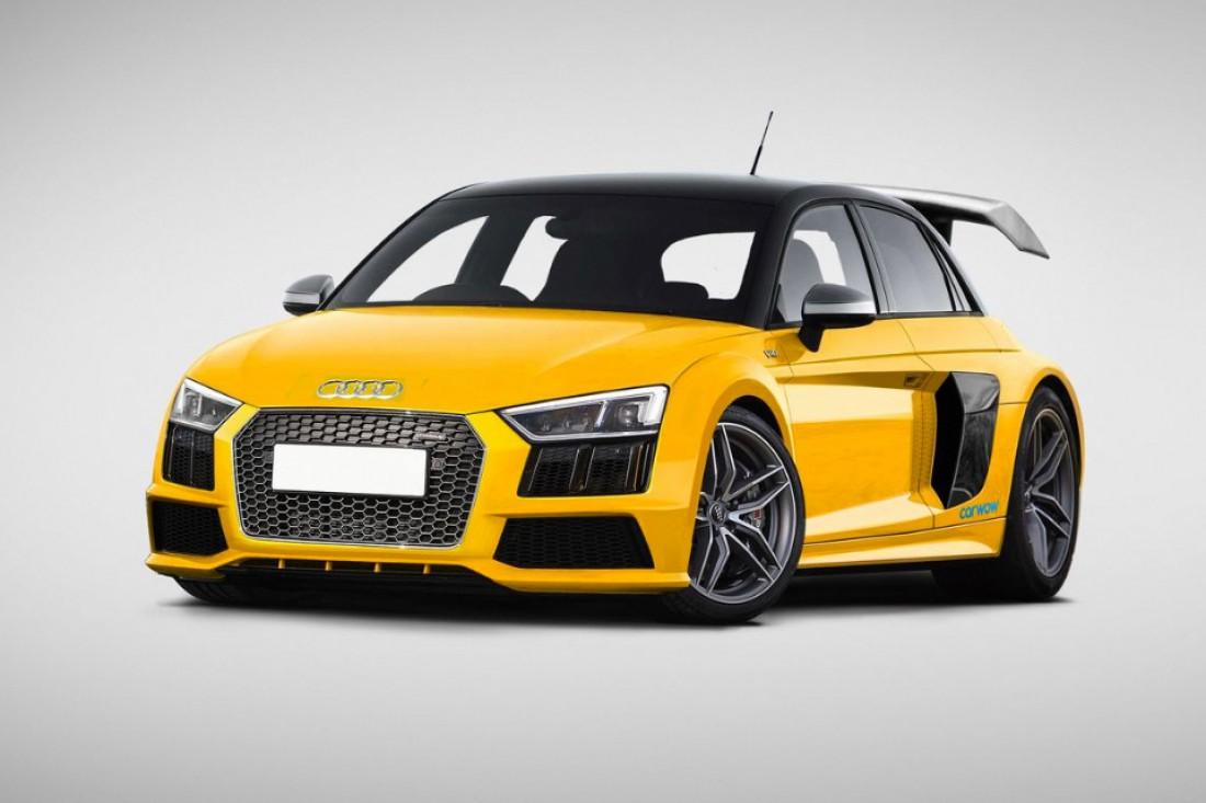 Audi R8S1