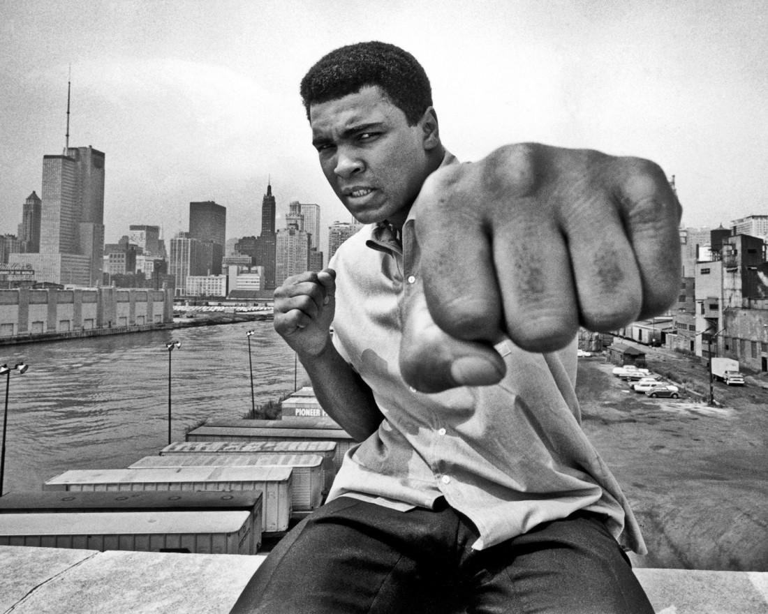 Мохаммед Али. Величайший боец в истории американского бокса
