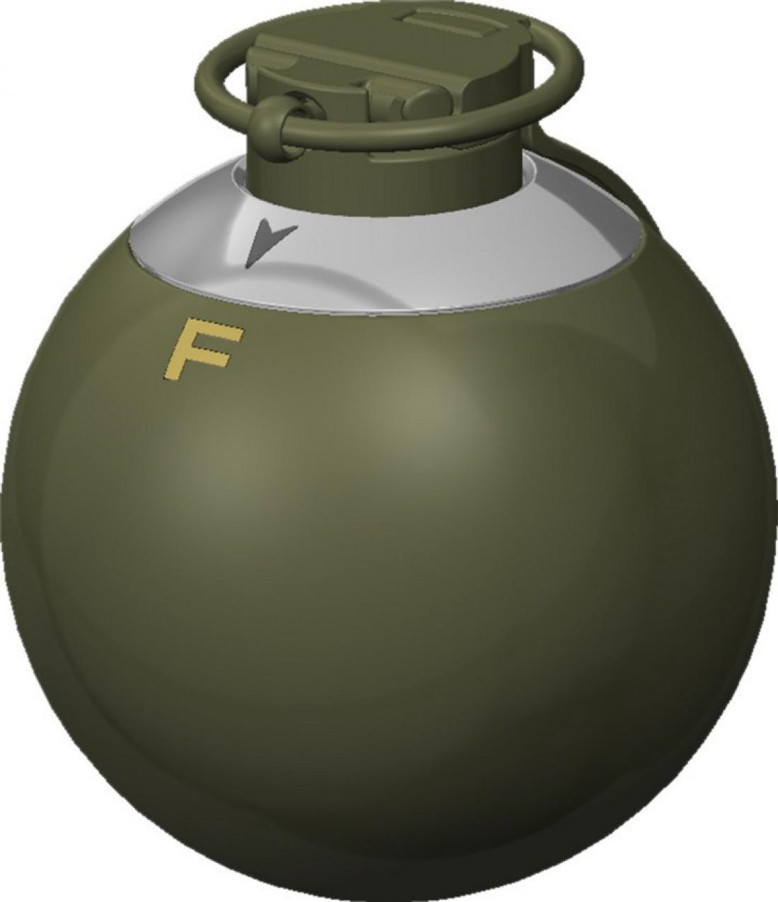 Концепт гранаты ET-MP