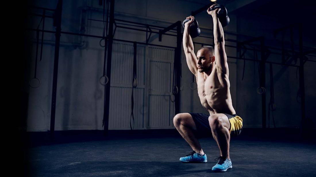 Кроссфит — хороший способ одновременно похудеть и подкачаться