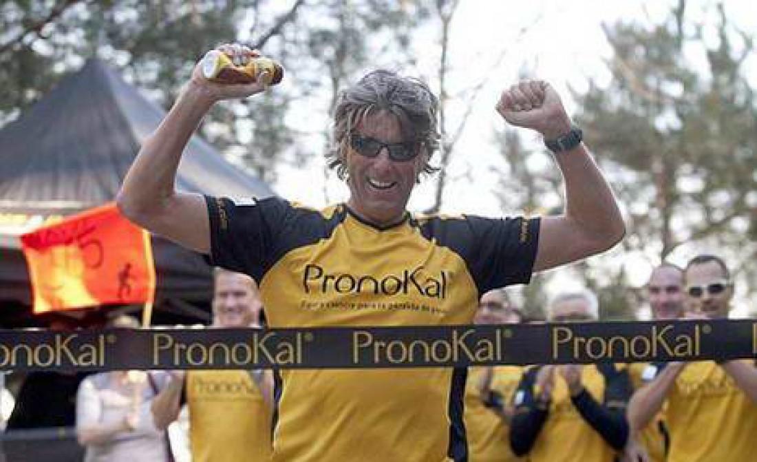 Стефан Энгельс пробежал 365 марафонов почти за год