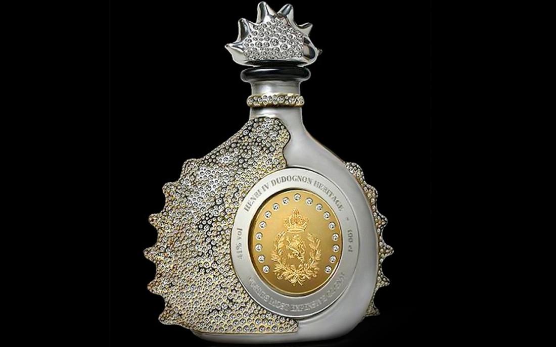 Henri IV. Самый дорогой коньяк в мире, стоимостью $2 млн