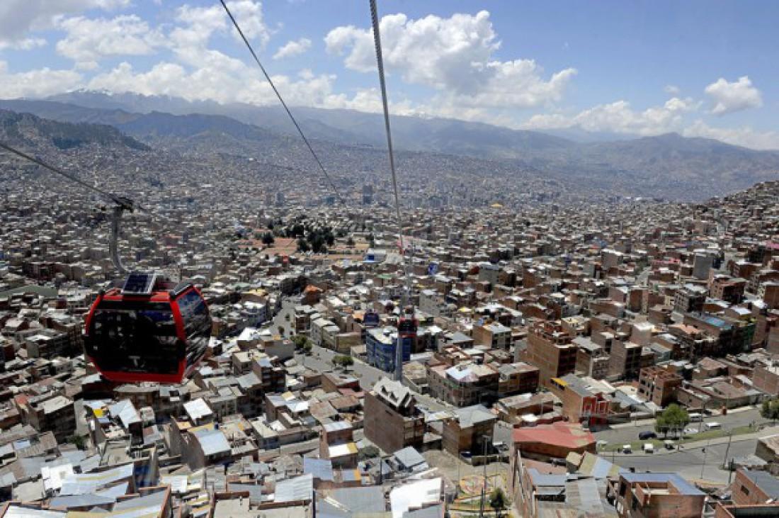Воздушный транспорт в Боливии