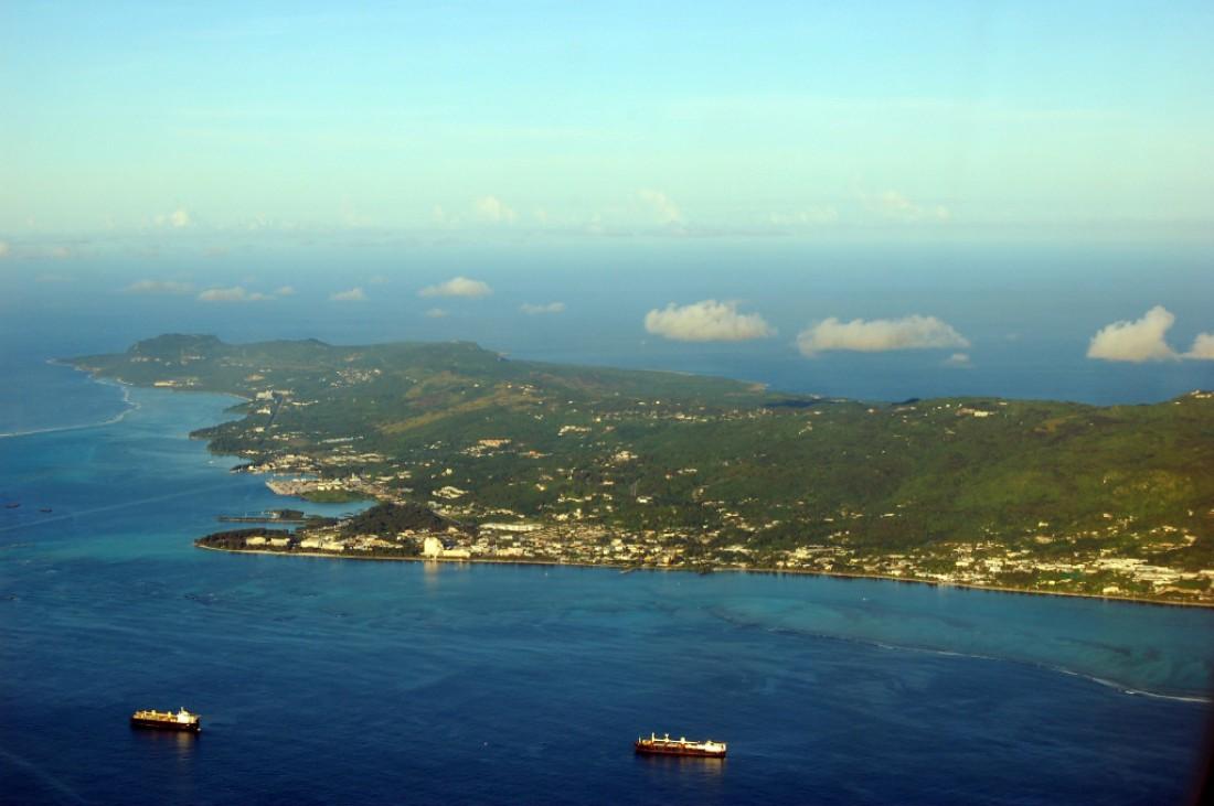 Северные Марианские острова. Идеальное место для райского отдыха