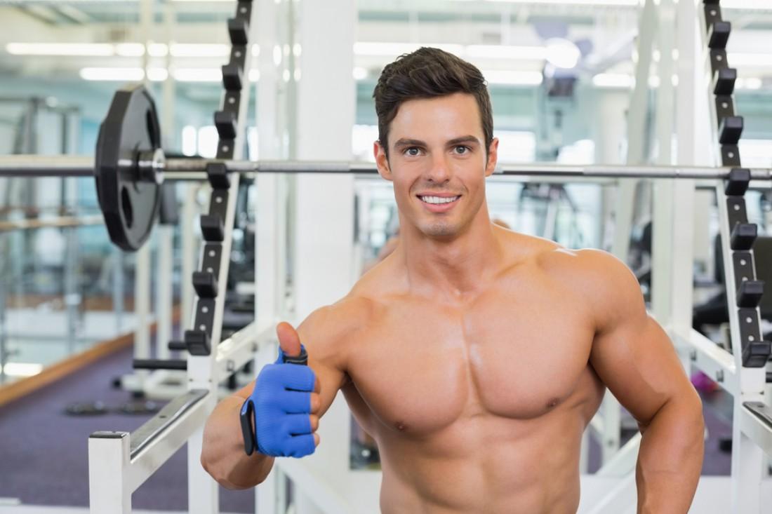 Как быть здоровым и красивым — ешь, спи, и ходи на тренировки