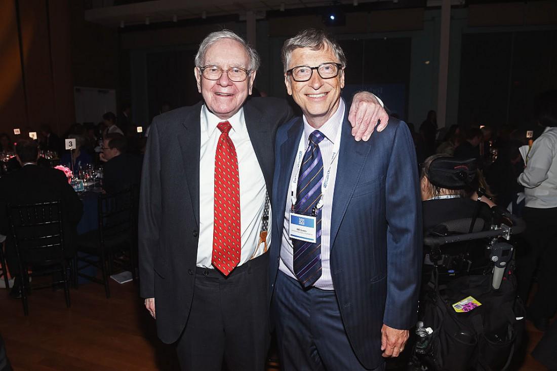 Осваивай финансовую грамотность, как Уоррен Баффет и Билл Гейтс