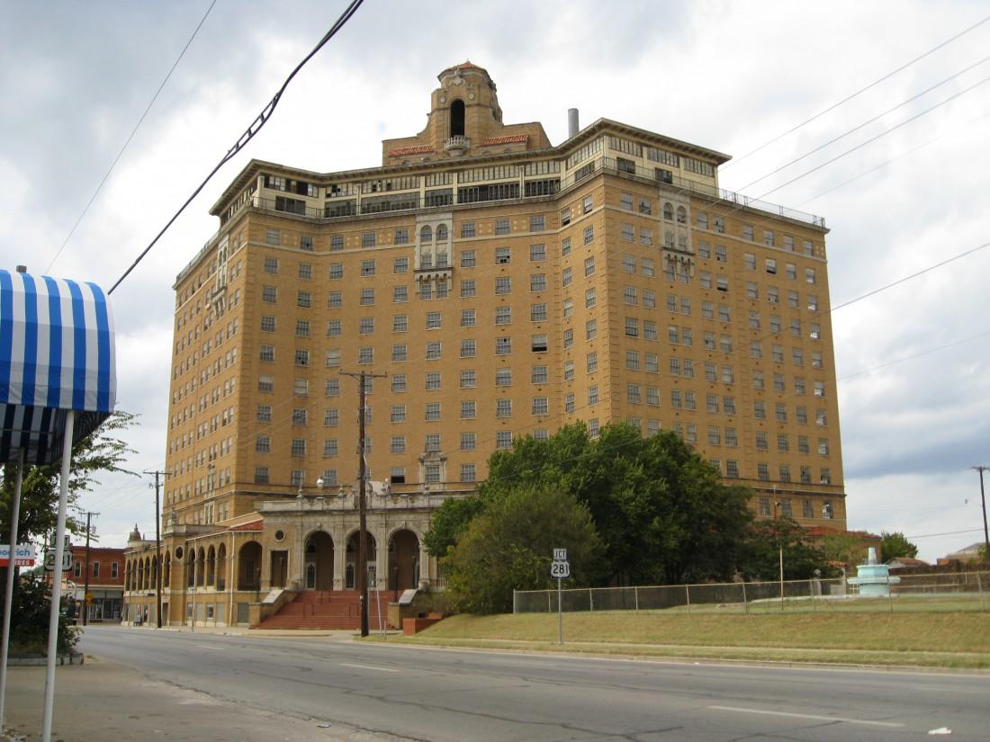 Отель Baker сегодня имеет статус Национального исторического наследия