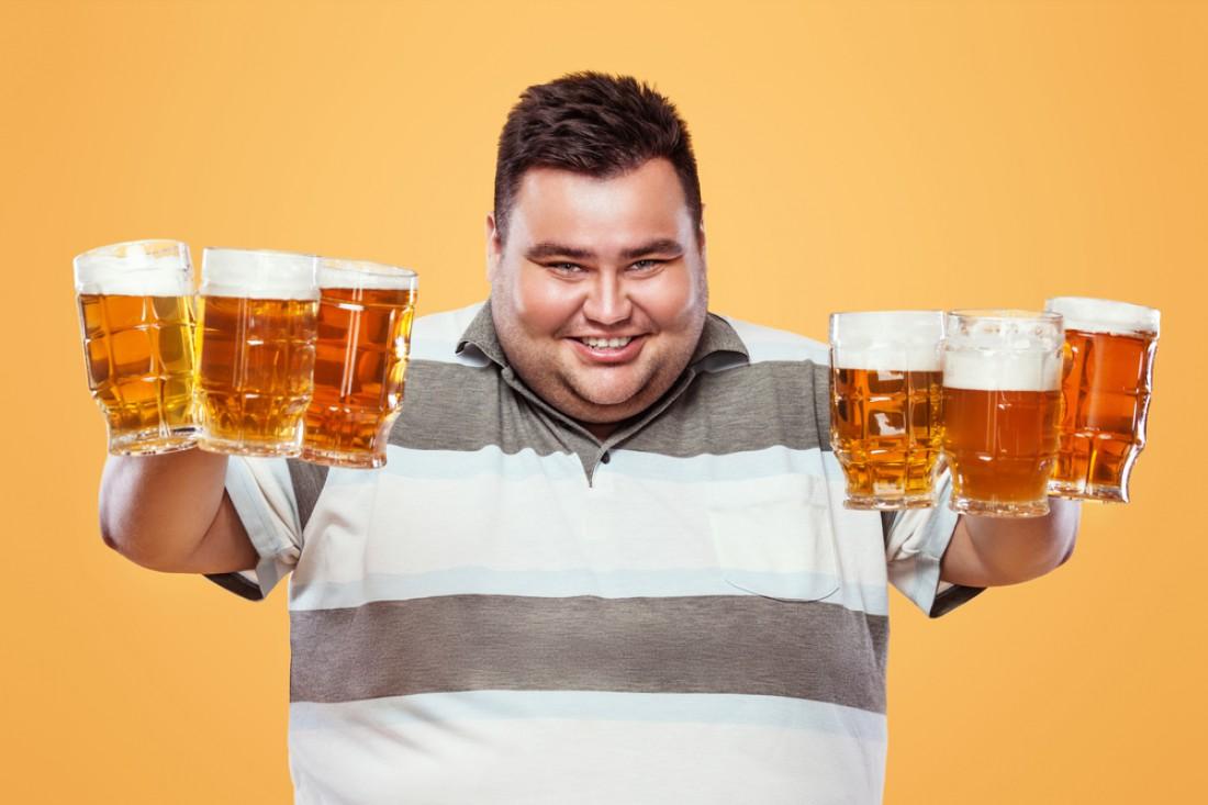 У безалкогольного пива может быть даже пена (на фото: Олег Свищ)