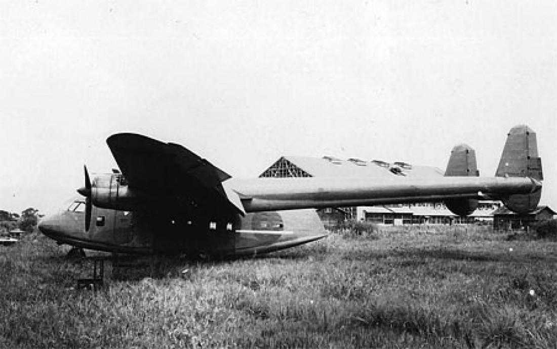 Япония в 1944-м нуждалась в истребителях. Поэтому Kokusai Ki-105 в серию так и не пошел