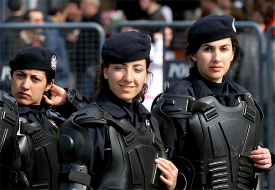 В турецкой армии барышни нарасхват