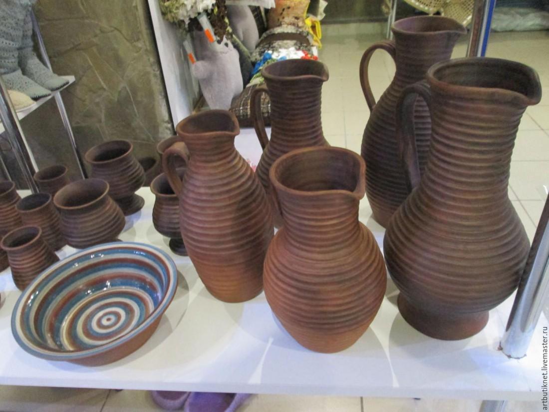 Старую керамическую посуду храни подальше от жилья