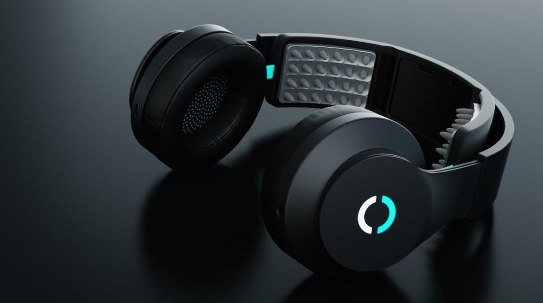 Наушники Halo Sport. Передают музыку прямо в головной мозг