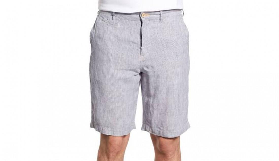 Льняные шорты — must have твоего гардероба