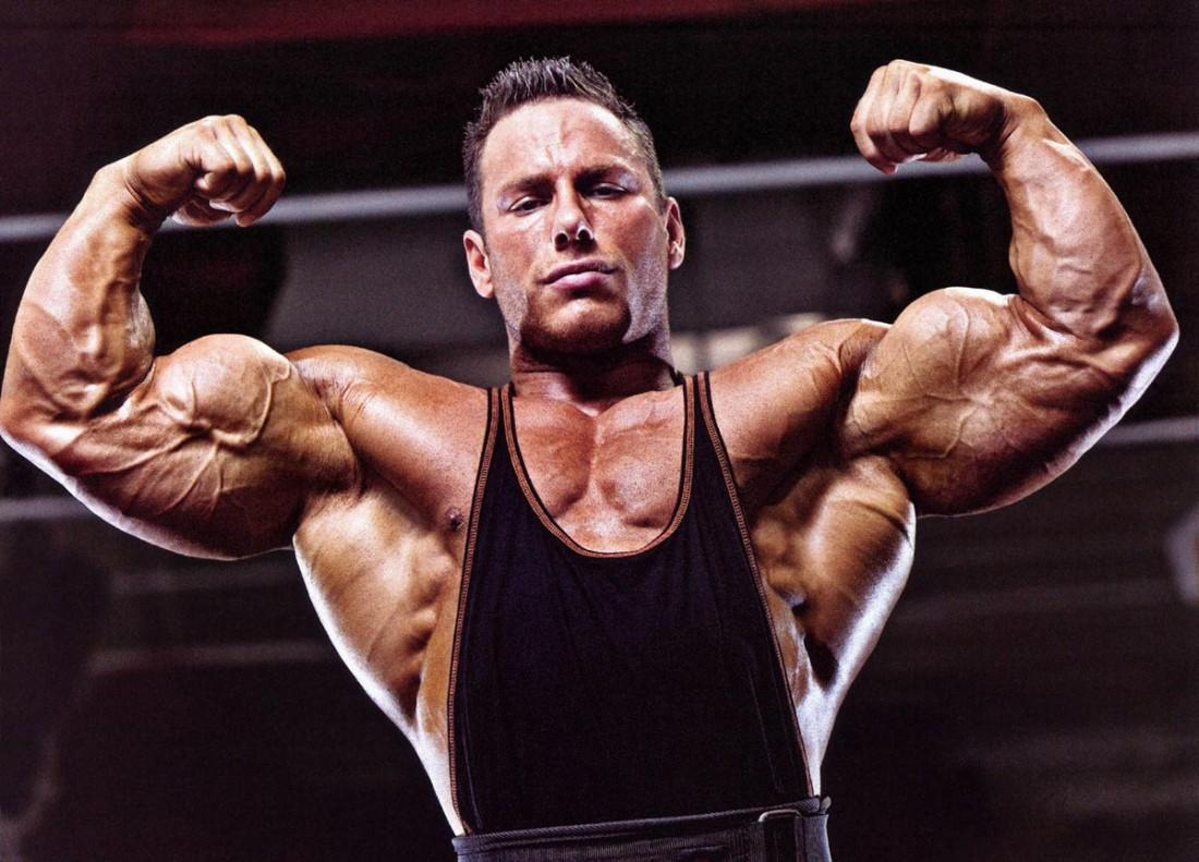 Хочешь такие же мышцы? Переходи на режимное и правильное питание