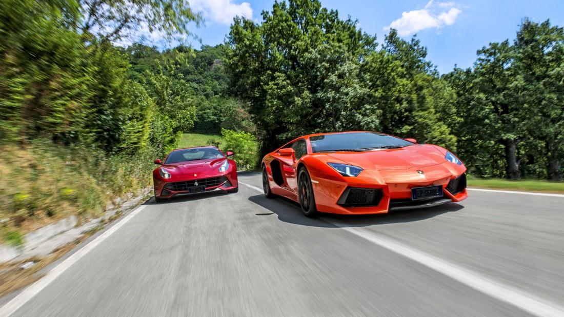 Ferrari и Lamborghini теперь могут быть пуленепробиваемыми