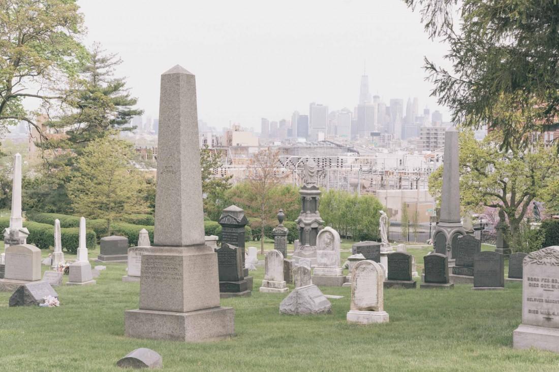 Грин-Вуд, Нью-Йорк, США. Одно из самых популярных мест Нью-Йорка