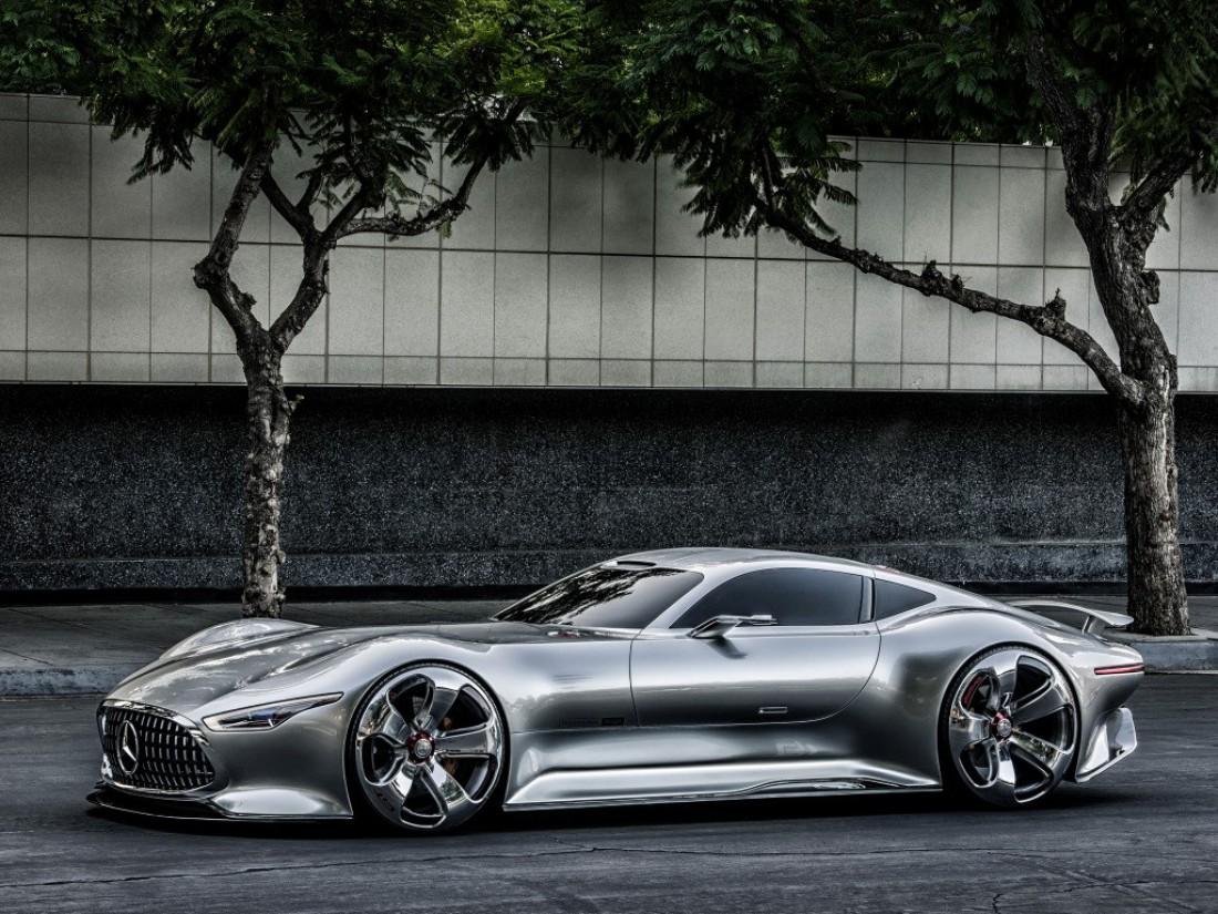 Под капотом Mercedes-AMG Project One — V6 из категории Формулы-1