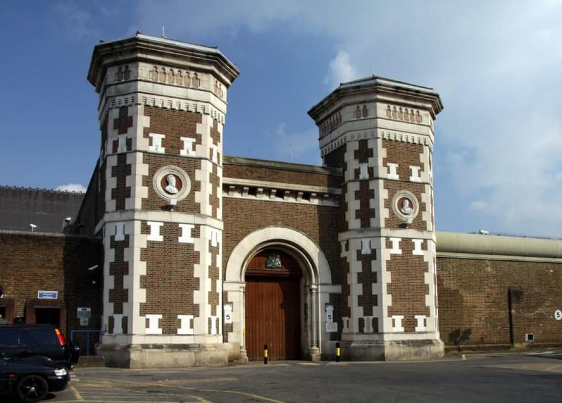 Тюрьма Уормвуд-Скрабс строилась руками зеков