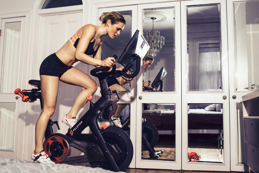 Велотренажер — спонсор красивой фигуры у тебя и твоей подруги