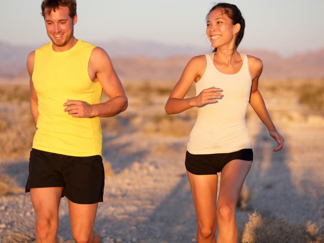 Пороговая тренировка помогает сжигать больше калорий, чем остальные типы бега