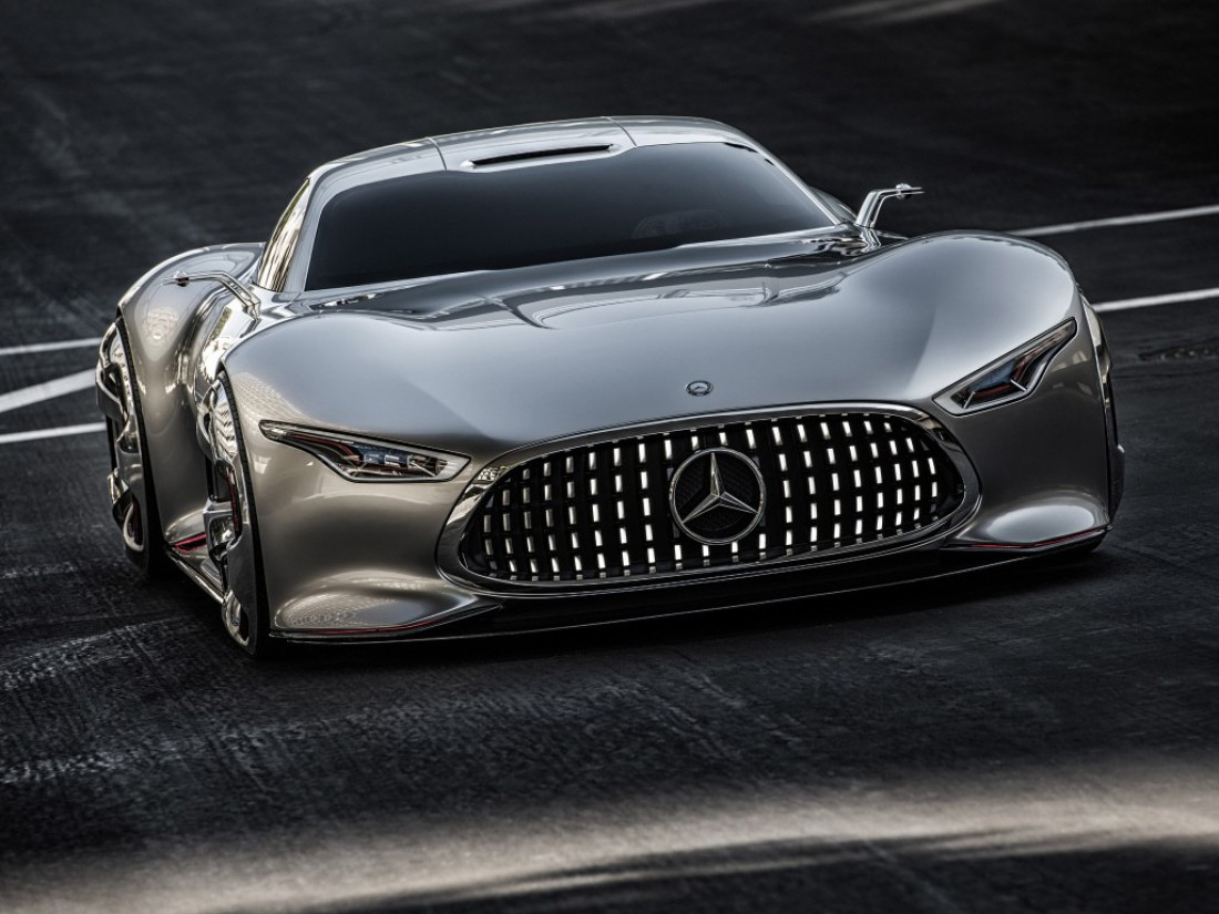1020-сильный Mercedes-AMG Project One