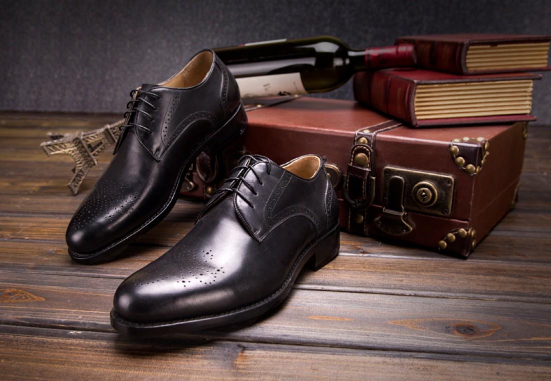 Встречай весну 2018 в стильной мужской обуви