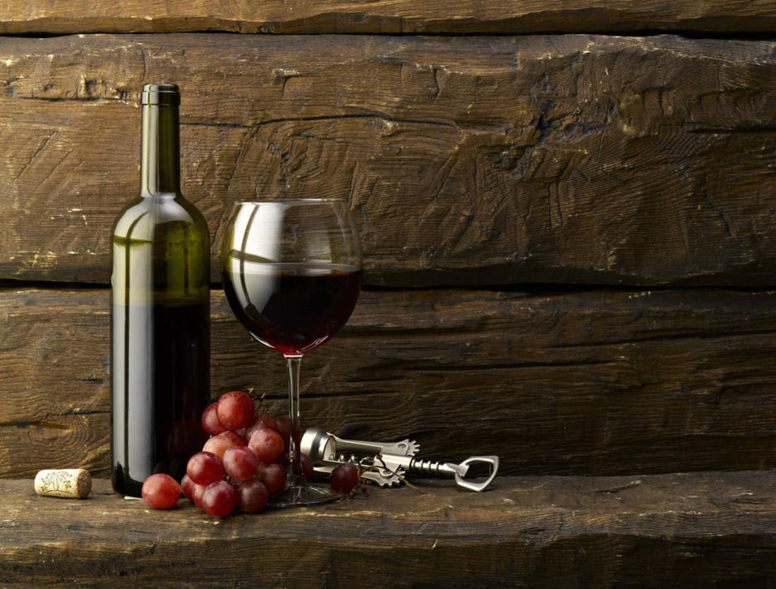 Вино помогает бороться с простудой