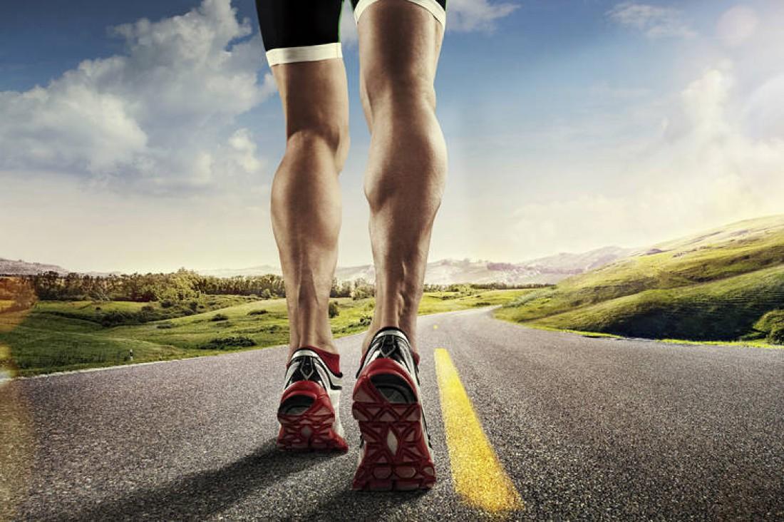 Для бега по асфальту обувай правильные кроссовки