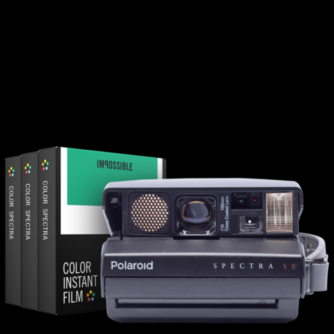 Polaroid Spectra — $118