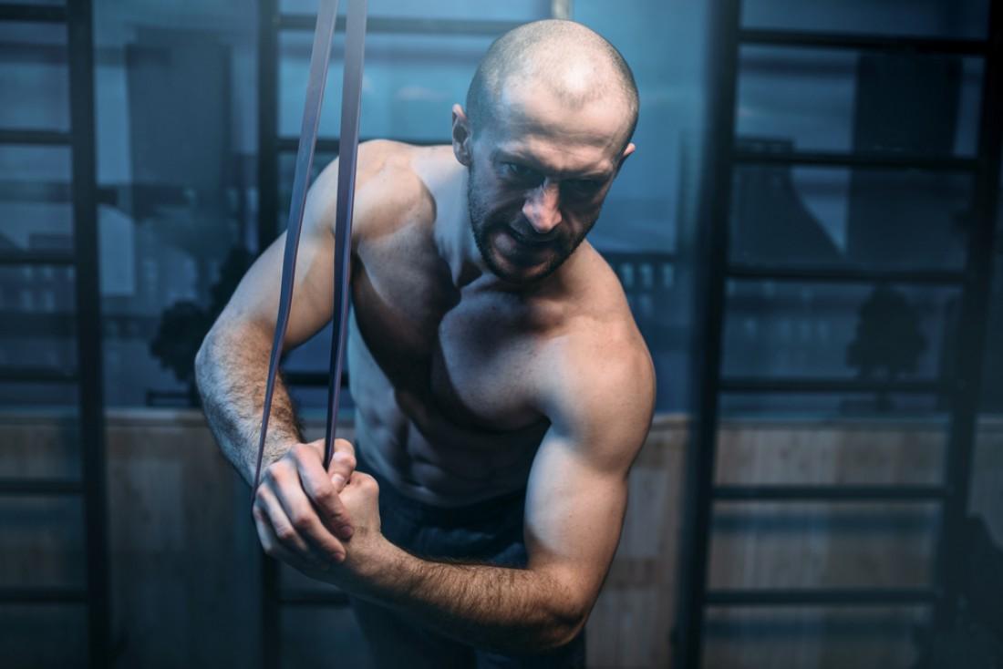 Эспандер — любая пружина / резина, которую растягиваешь с трудом